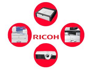 پرفروشترین محصولات ریکو