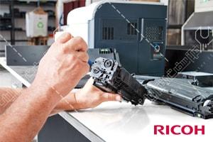 تعمیر پرینتر ریکو در محل