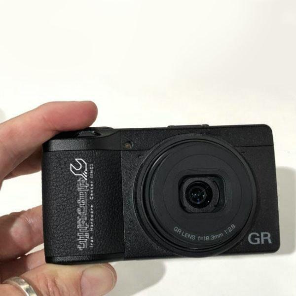 دوربین کامپکت GRIII ریکو