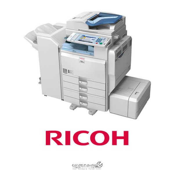 دستگاه کپی ریکو MP4001