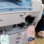 تعمیر دستگاه کپی ریکو آفیشیو mp5000